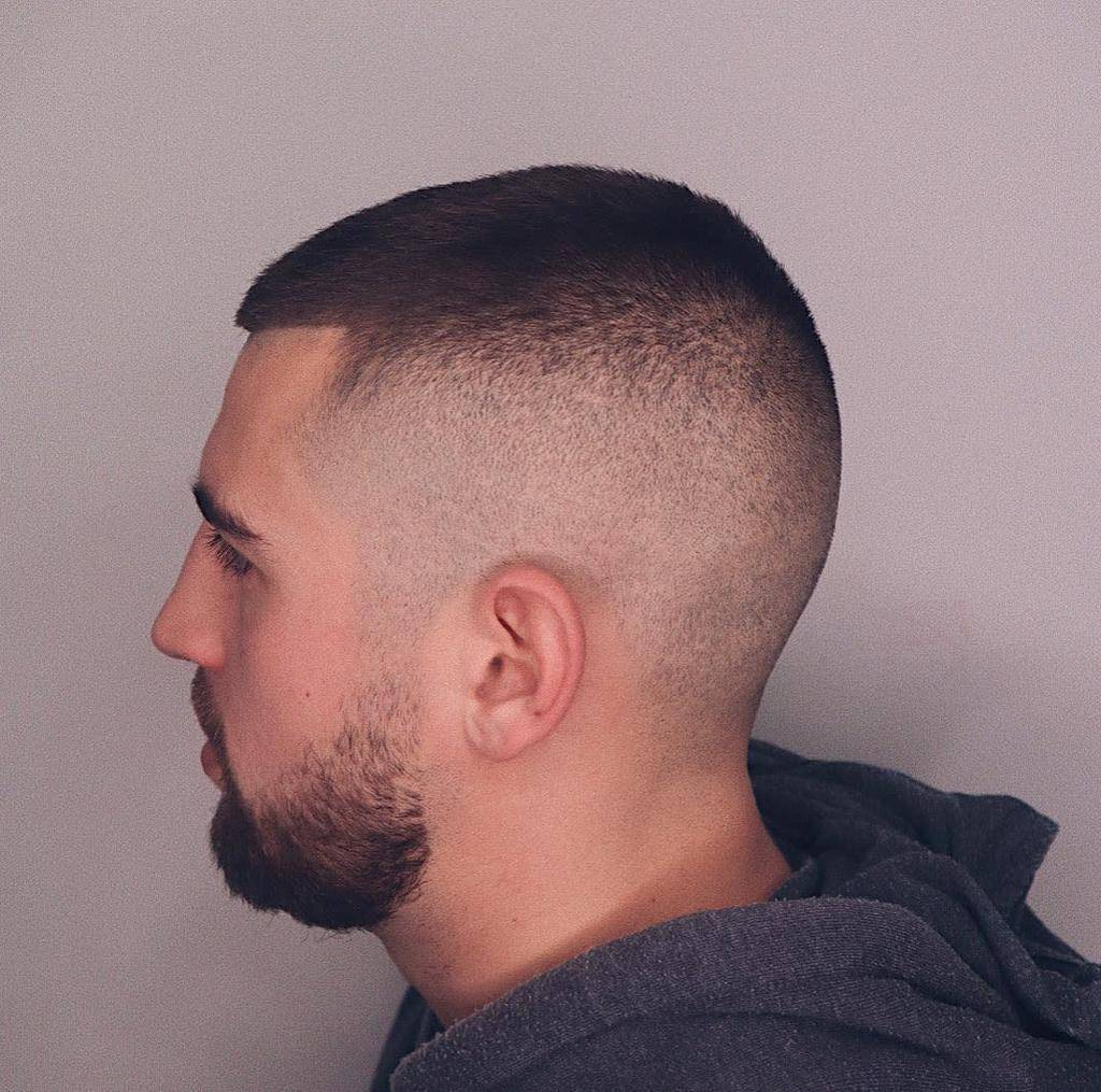 Haircuts mens military style Military Hair
