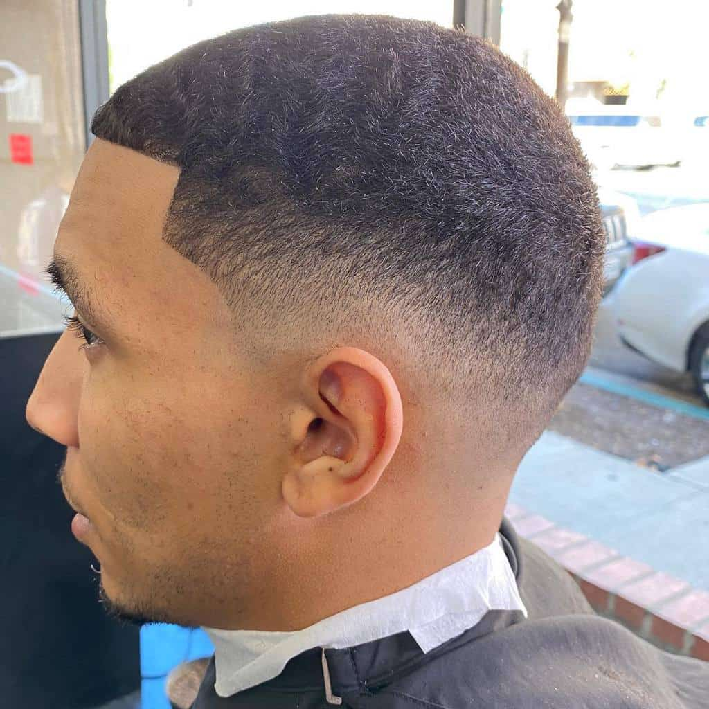 High Fades for Wavy Hair dee2ill