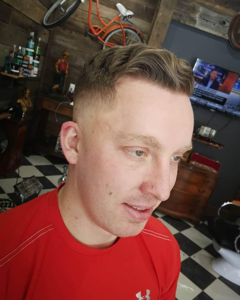 High Fades for Wavy Hair nia.scar