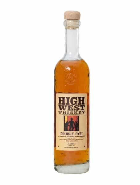 High West Double Rye! Barrel Aged Rye Whiskey