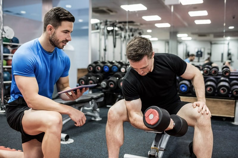Hire-a-Personal-Trainer-Workout-Tip-For-Beginners