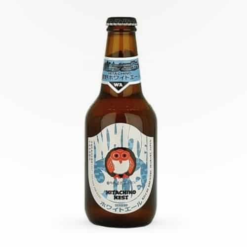 Hitachino Nest Beer Japanese White Ale