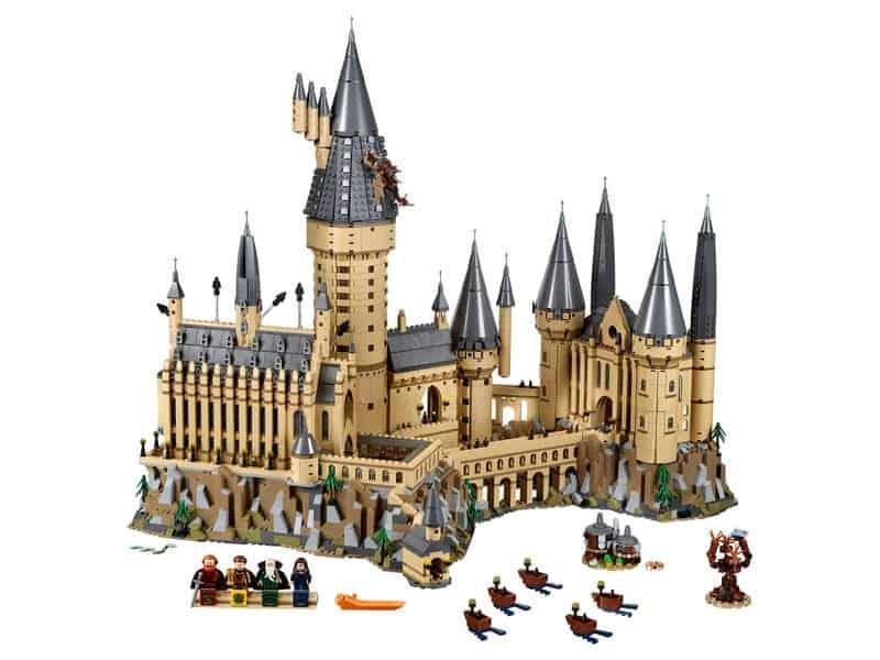 Hogwarts Castle ($399.99)