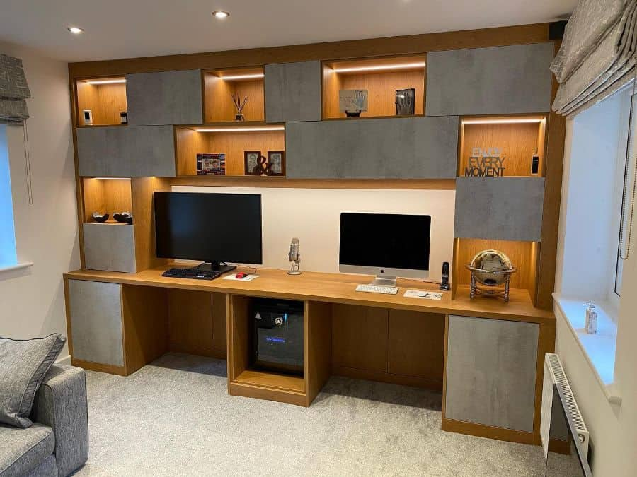 Home Computer Room Ideas realhouseincheshire