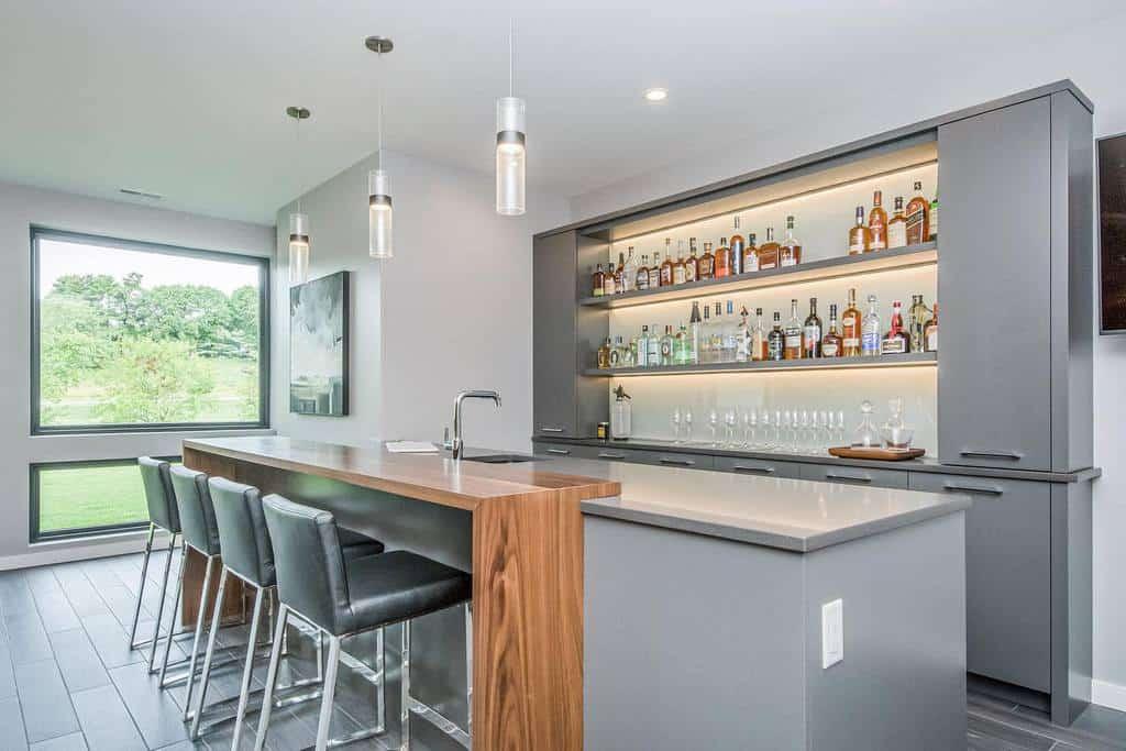 Home Wet Bar Ideas yourpurestyle