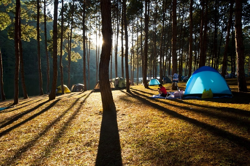 """How """"Intense"""" is Your Camping Experience - Camping Essentials"""