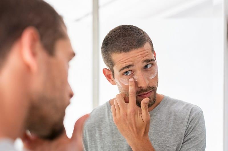 How To Get Rid Of Dark Circles Under Eyes For Men – The Gentlemen's Manual