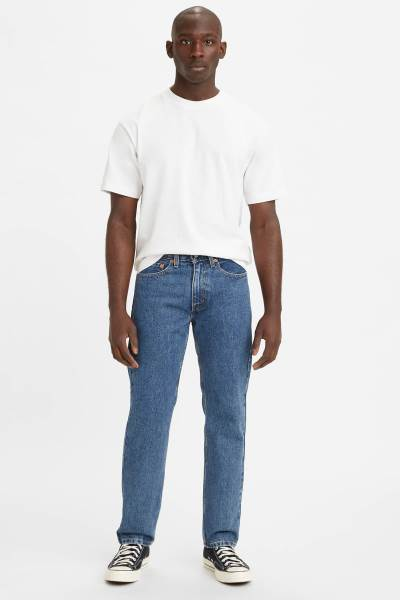 How To Style Levi's 505
