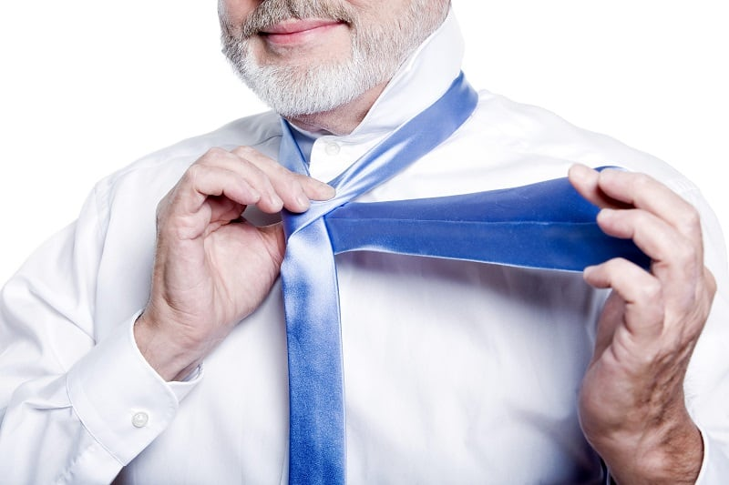 How To Tie a Tie: The Four Best Knots