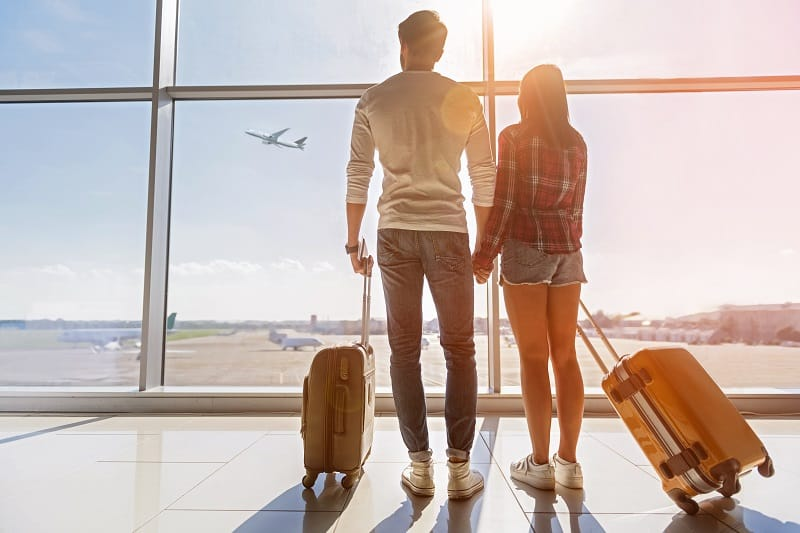 How To Travel With a Partner Without Breaking Up