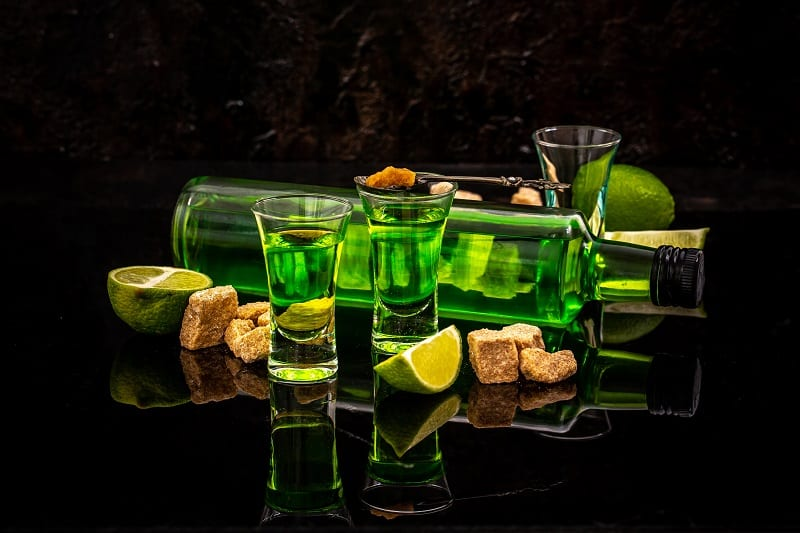 Beginner's Guide: How To Drink Absinthe