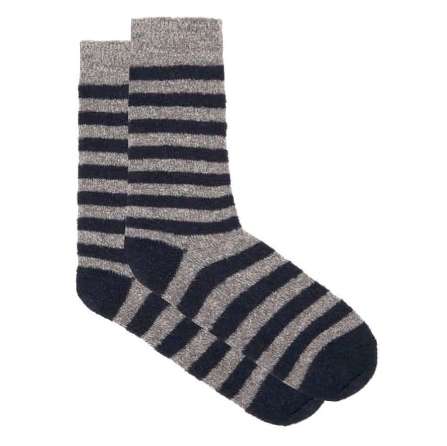 Howlin' Cosmonaut Striped Merino Wool Socks