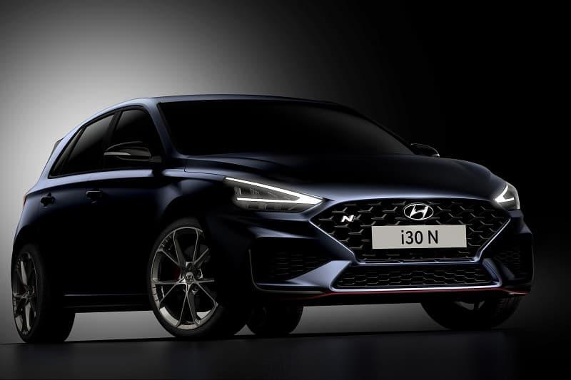 Hyundai's New i30 Hatchback Looks Fast