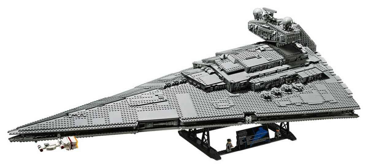 Imperial Star Destroyer ($699.99)