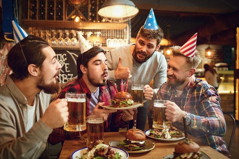 In-Town Excitement - 30th Birthday Ideas For Men Where To Party And Celebrate