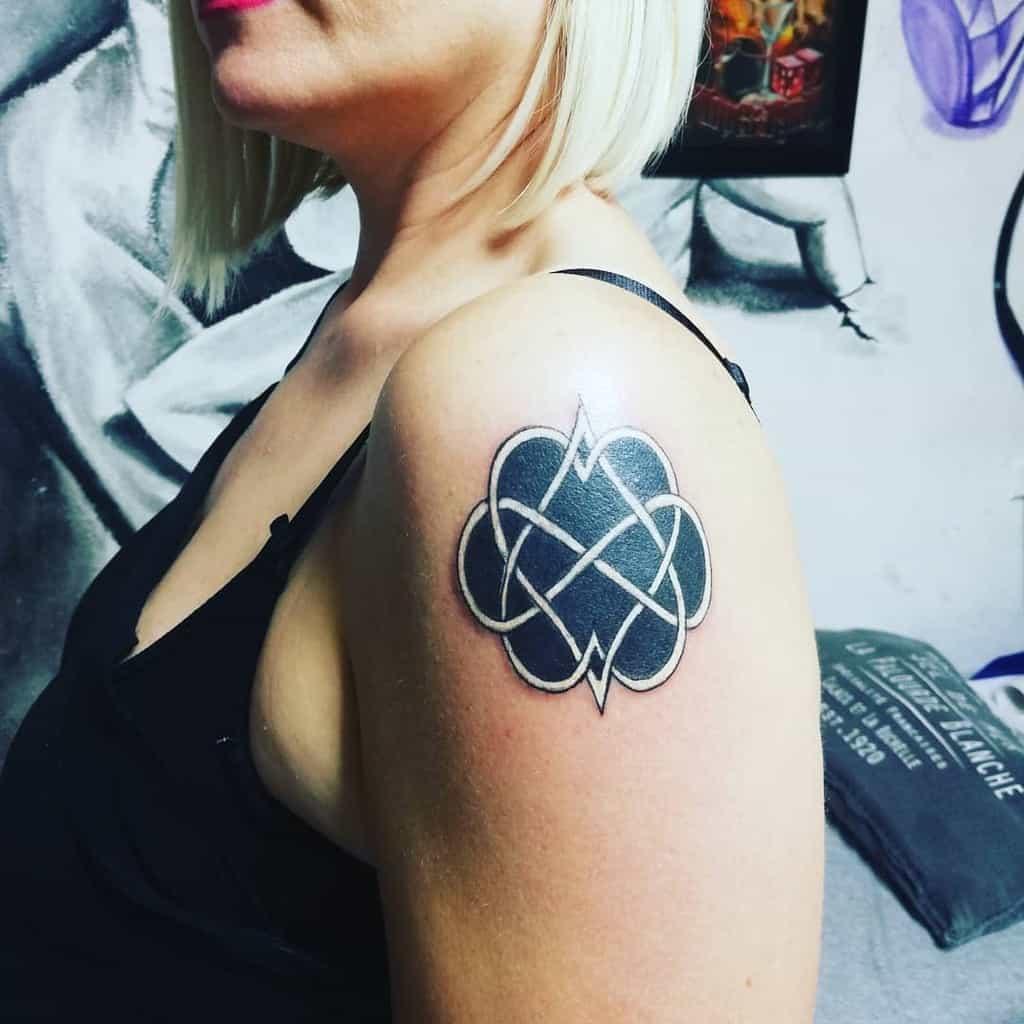 Infinity Heart Celtic Tattoo zlatanrepuh