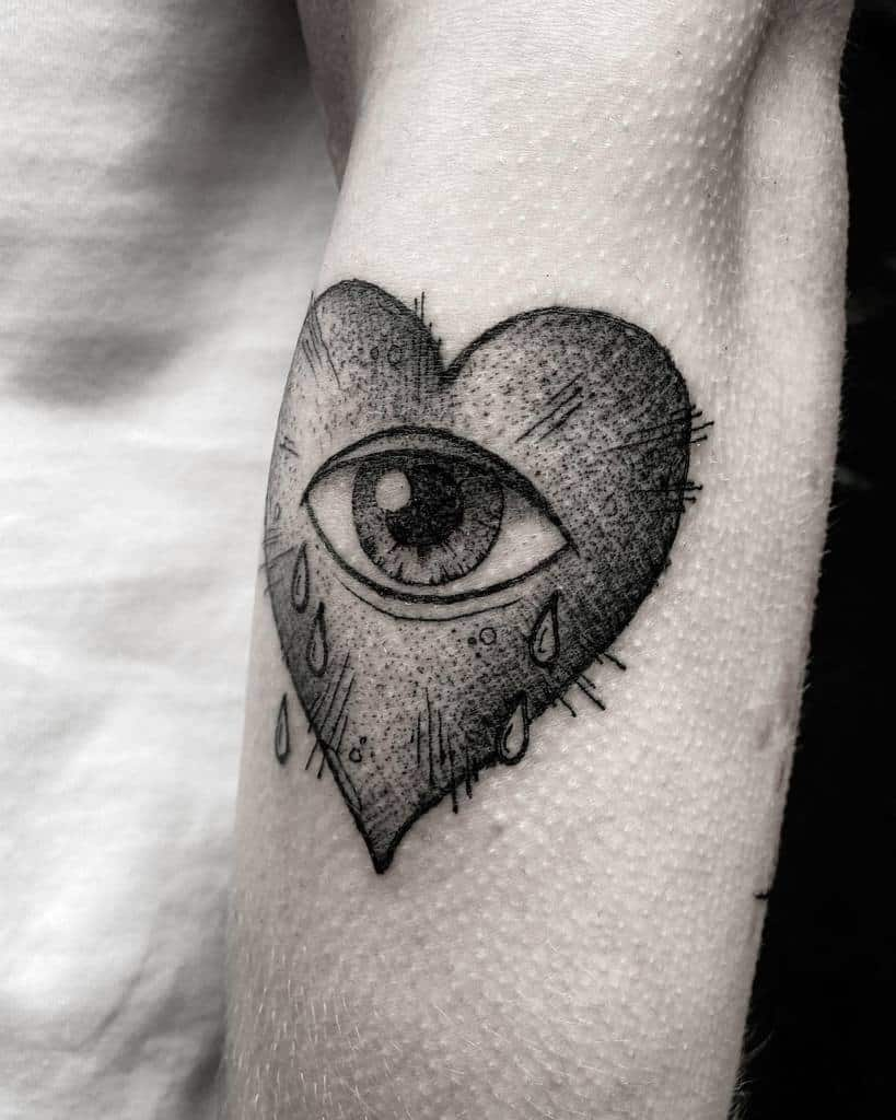 Innovative Heart Tattoo Marksnortattoo