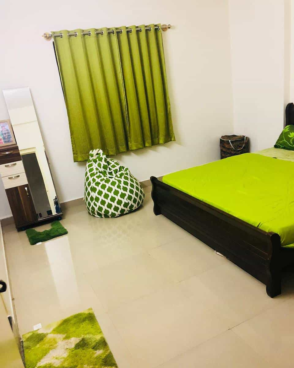 Interior Green Bedroom Ideas -all_about_home_and_food