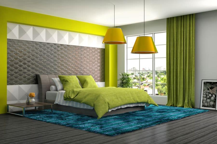 The Top 69 Green Bedroom Ideas