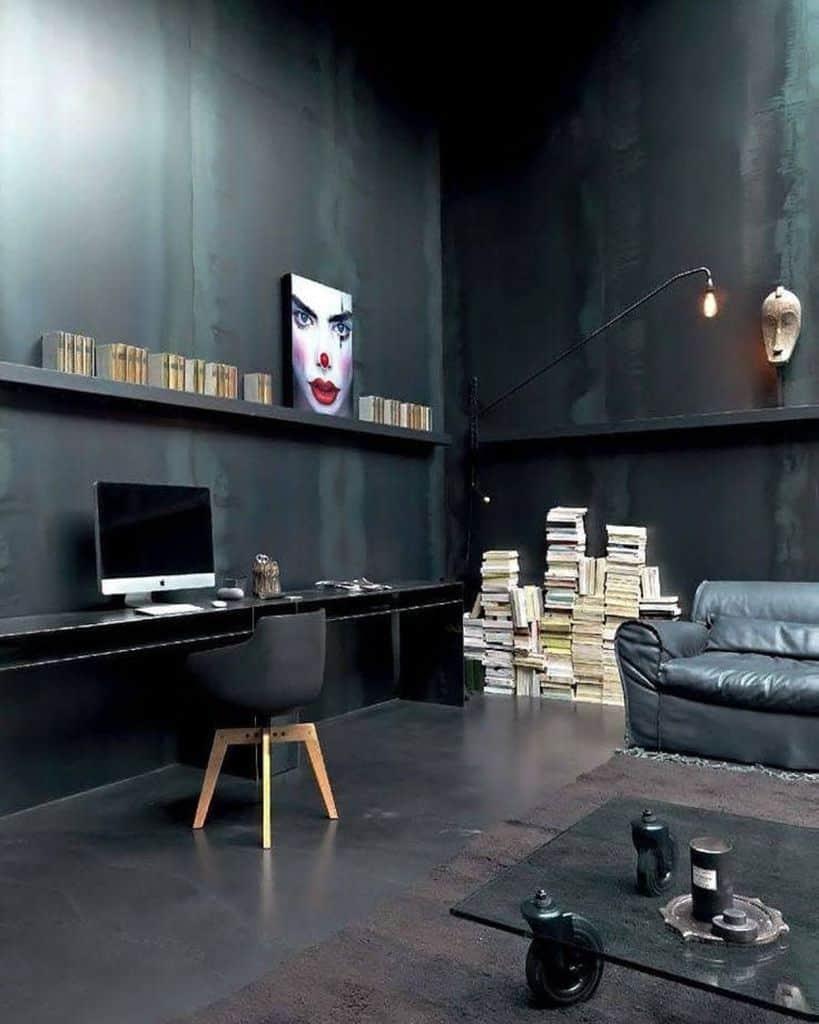 Interior Study Room Ideas beauhabitat