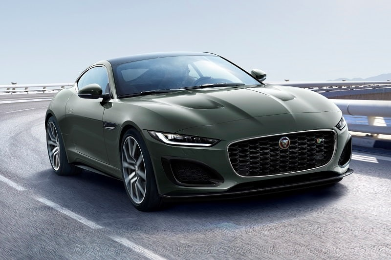 Jaguar F-Type Heritage 60, the Anniversary of a Legend 2
