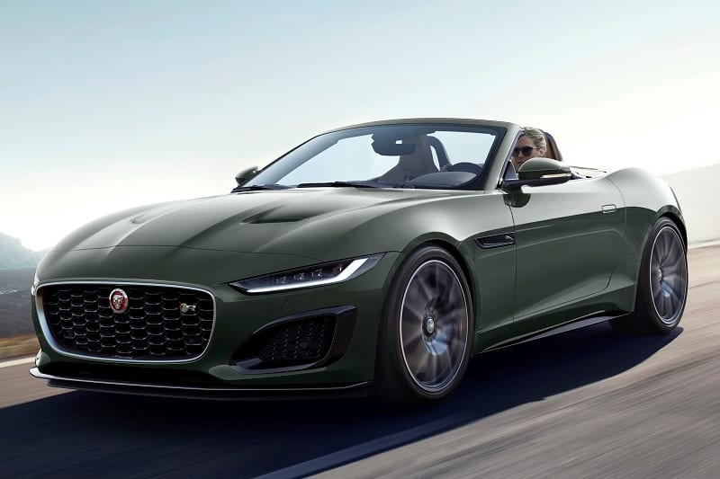 Jaguar F-Type Heritage 60, the Anniversary of a Legend
