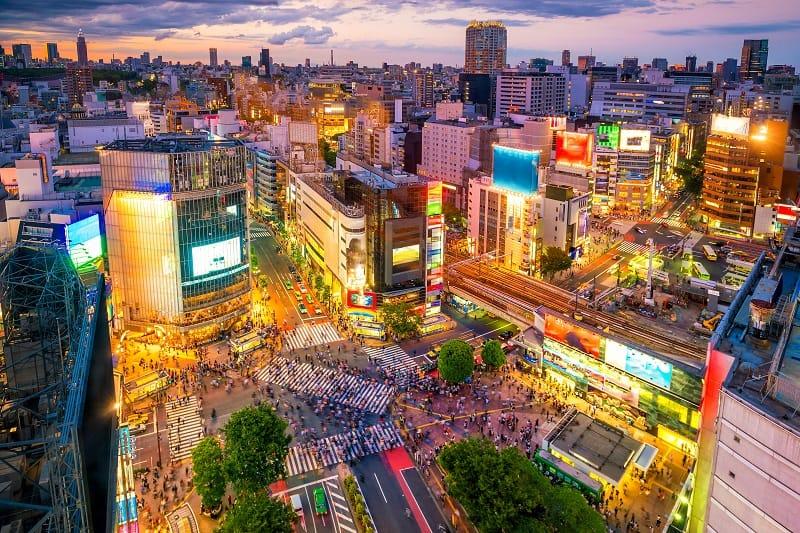 Japan Bucket List Trip