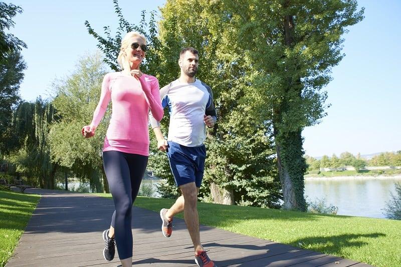 Jogging-Best-Hobbies-For-Couples