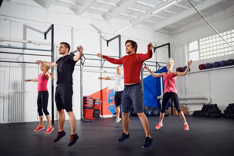 Jumping Jacks - Exercise Routines And Home Workouts For Men