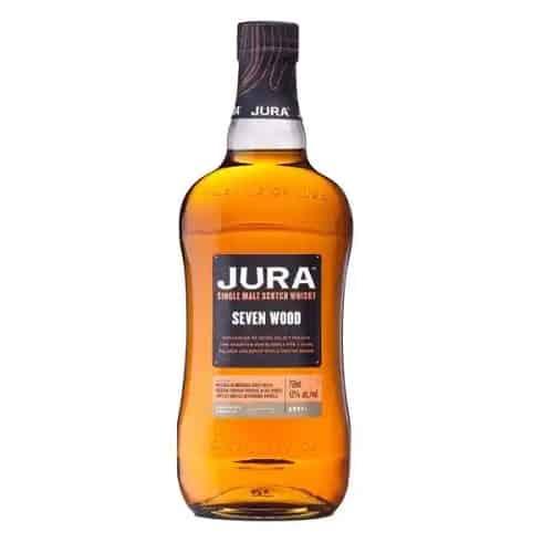 Jura Seven Wood Single Malt Scotch