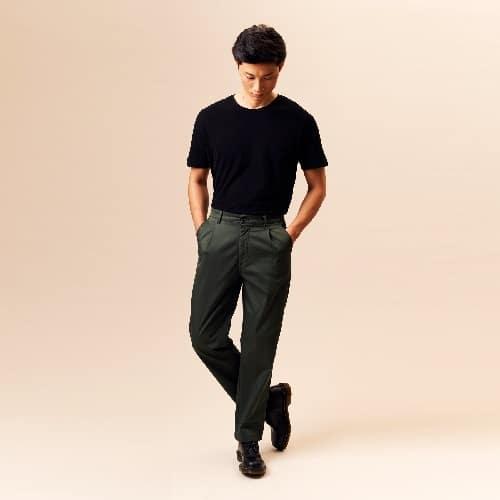 KOTN Pleated Pants