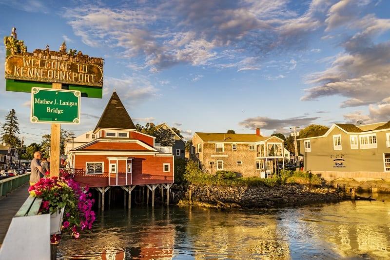 Kennebunkport-Maine