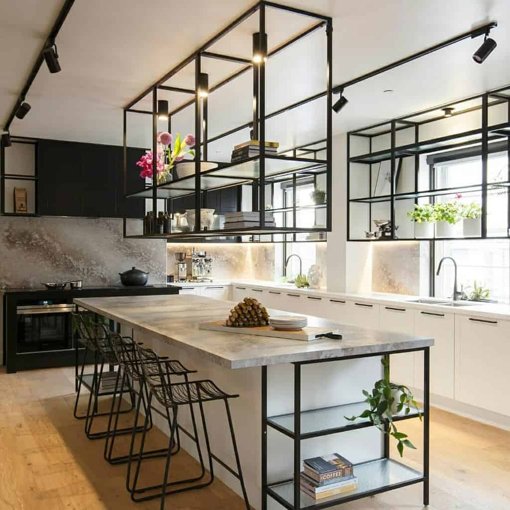 Kitchen Shelving Ideas freedom_kitchens