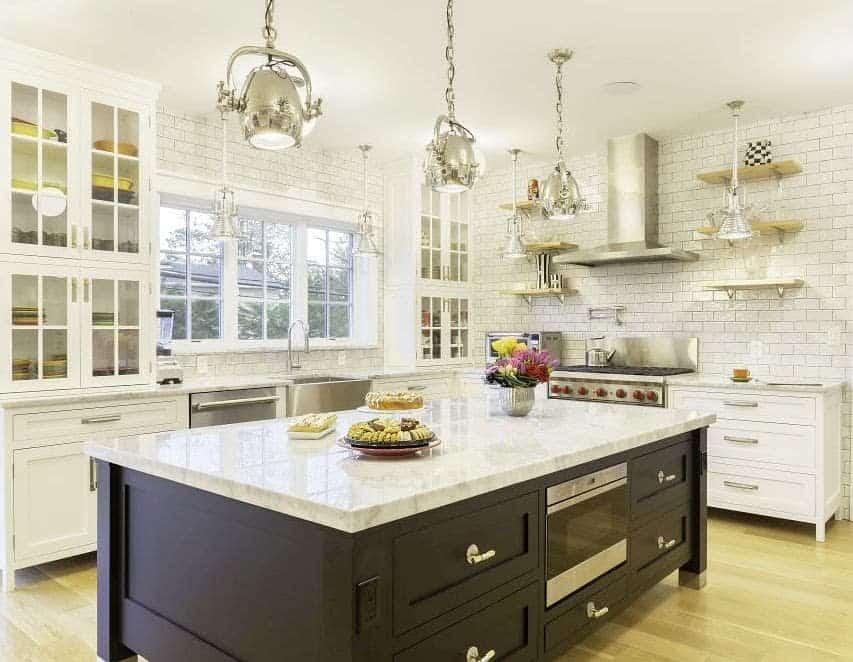 Kitchen Transitional Design Showcasekitchens