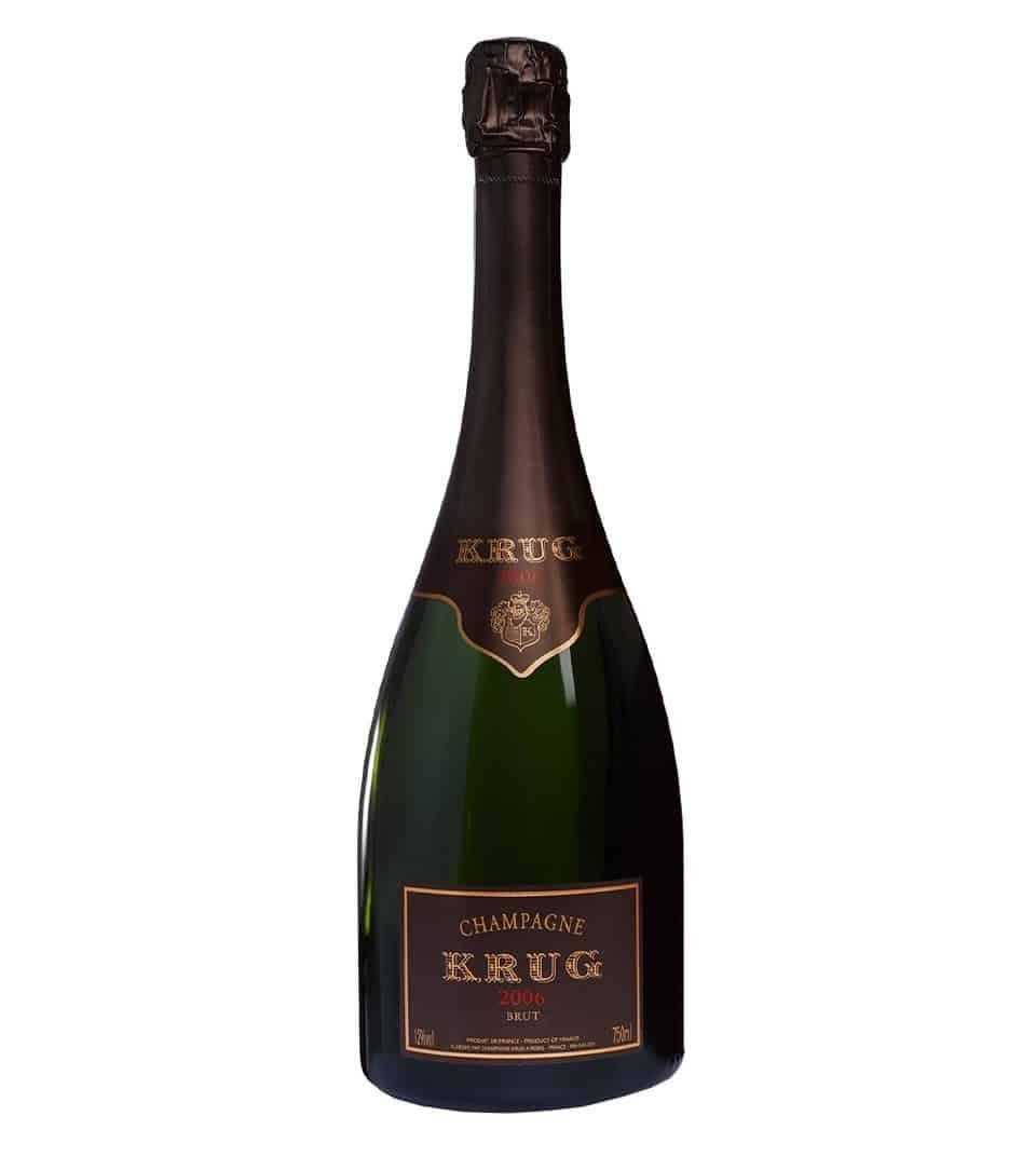 Krug Champagner Jahrgang 2006