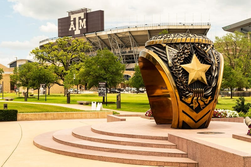Kyle Field, Texas A&M (College Station, Texas)