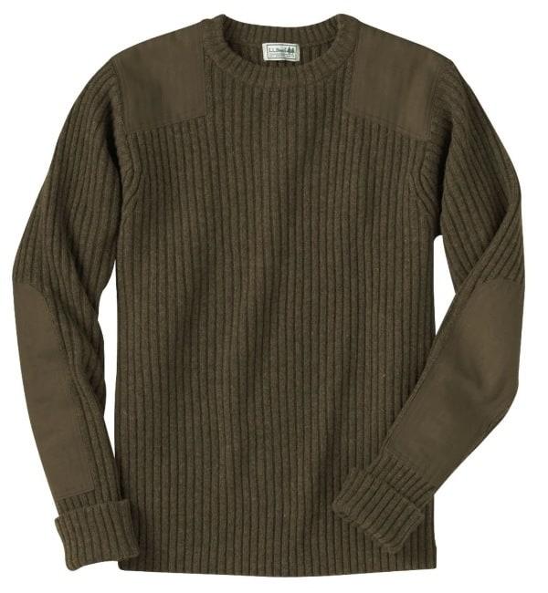 L.L. Bean Commando Crewneck Sweater