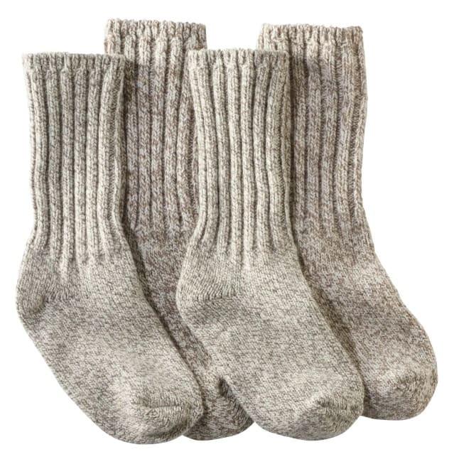 L.L. Bean Merino Wool Ragg Socks