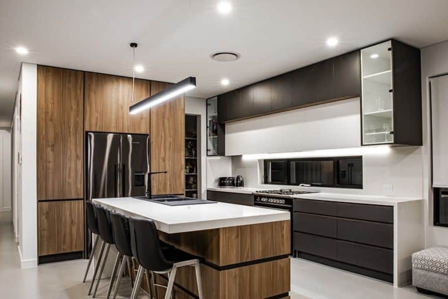 LED kitchen lighting ideas flexineonaustralia