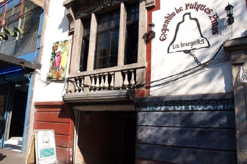 La Pulquería Insurgentes Bar to Scope Out in Mexico City