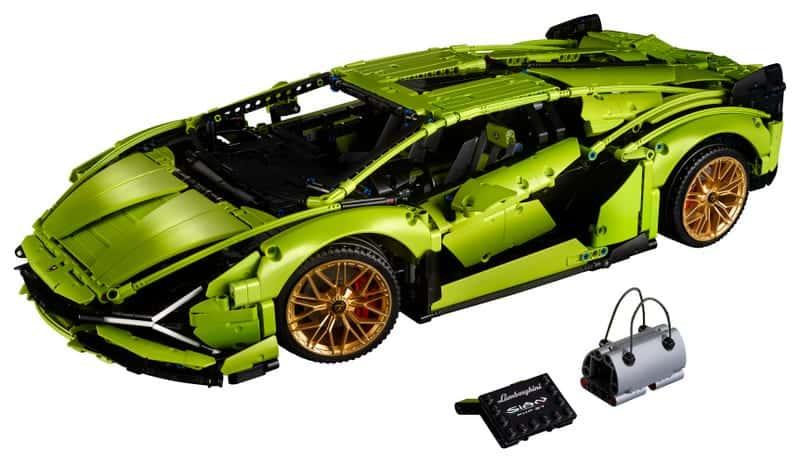 Lamborghini Sian FKP 37 ($379.99)