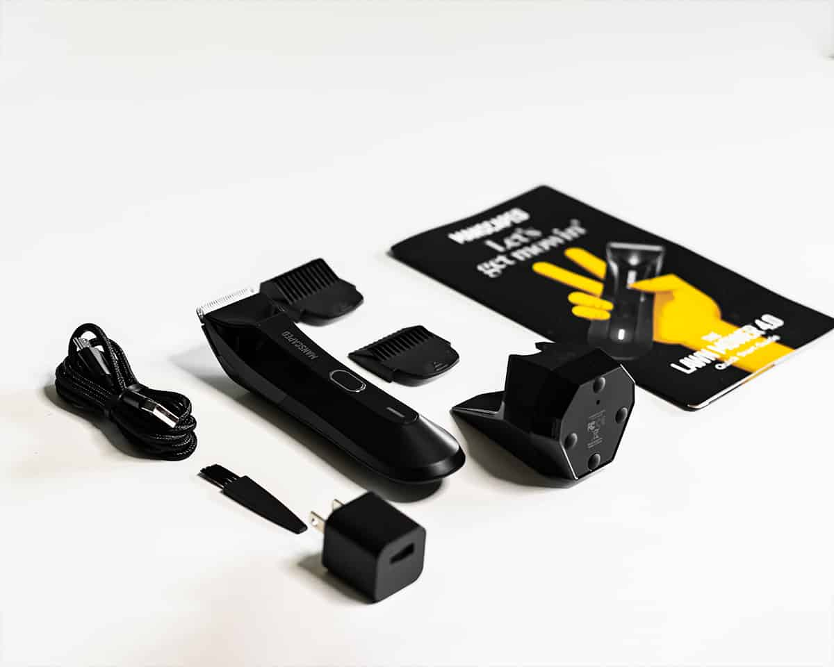 Lawn-Mower-4.0-Unboxed