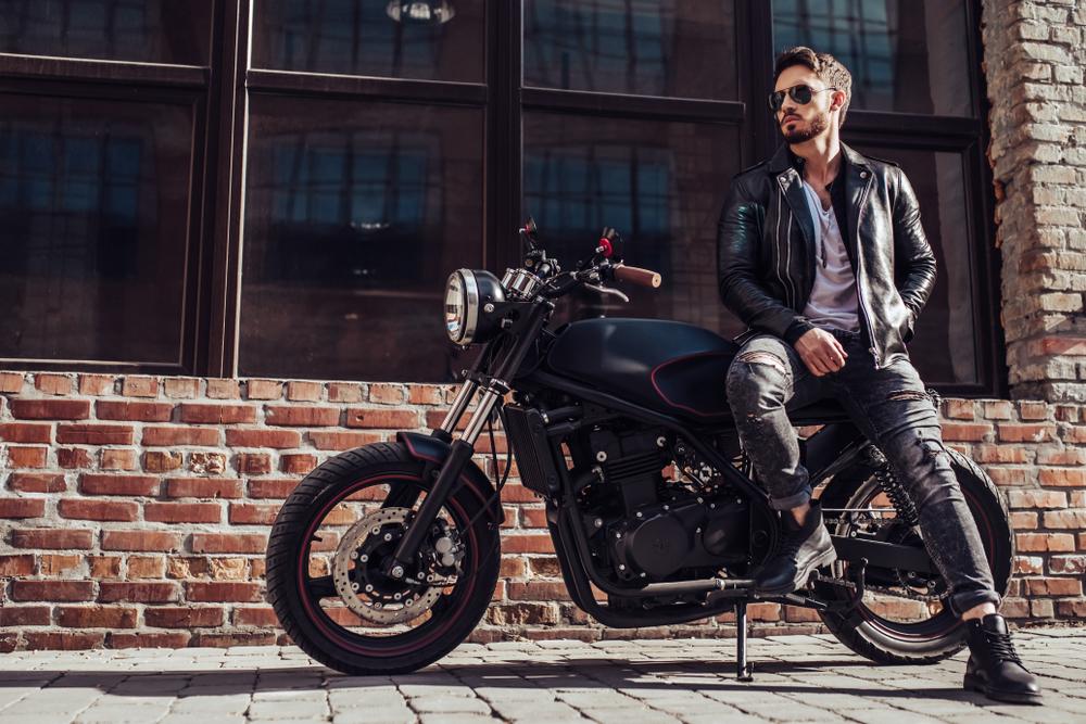 Biker Leather Jacket Styles 1