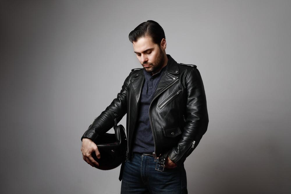 Biker Leather Jacket Styles 2