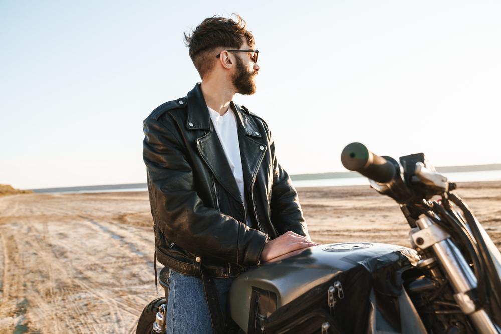 Biker Leather Jacket Styles 4