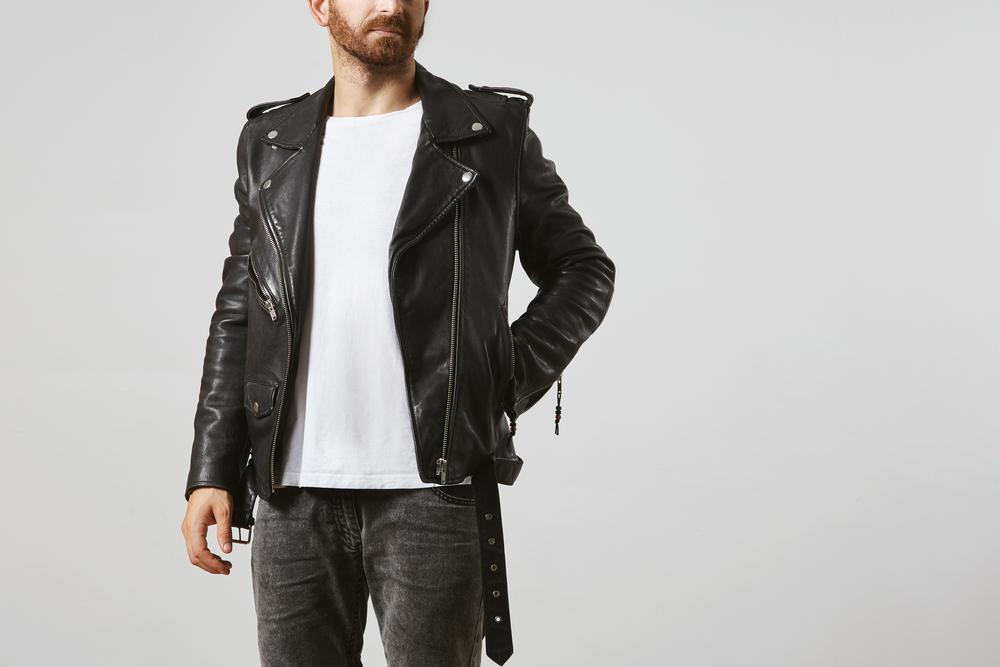 Biker Leather Jacket Styles 5