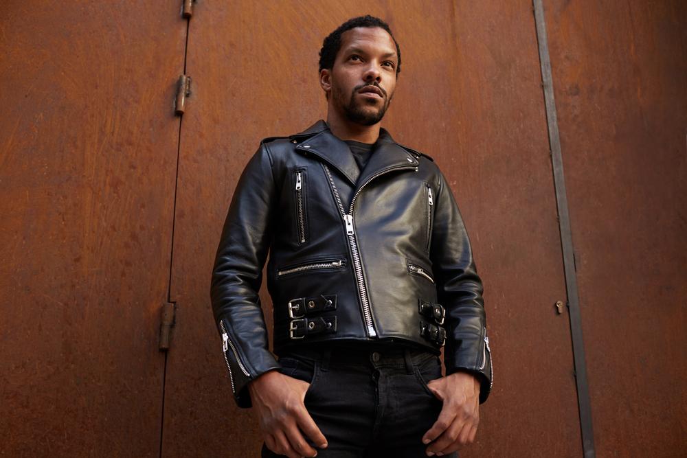 Biker Leather Jacket Styles 7