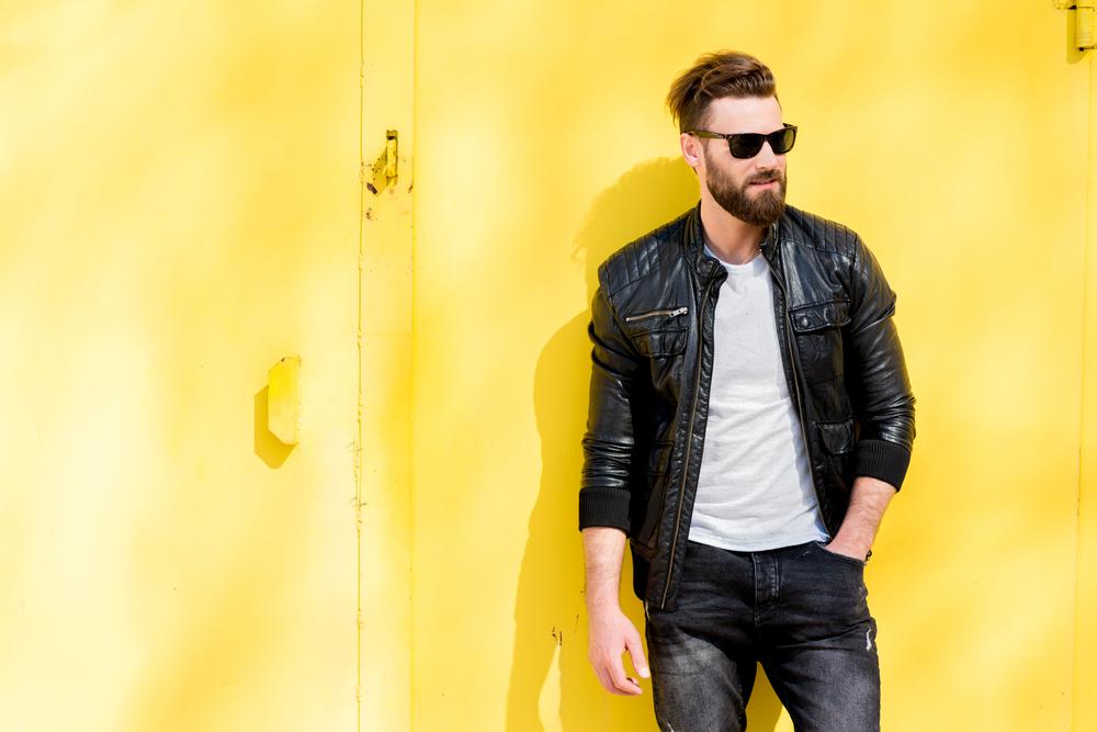 Bomber Leather Jacket Styles 1