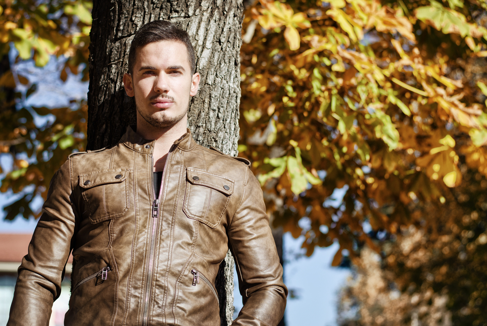 Brown Leather Jacket Styles 3