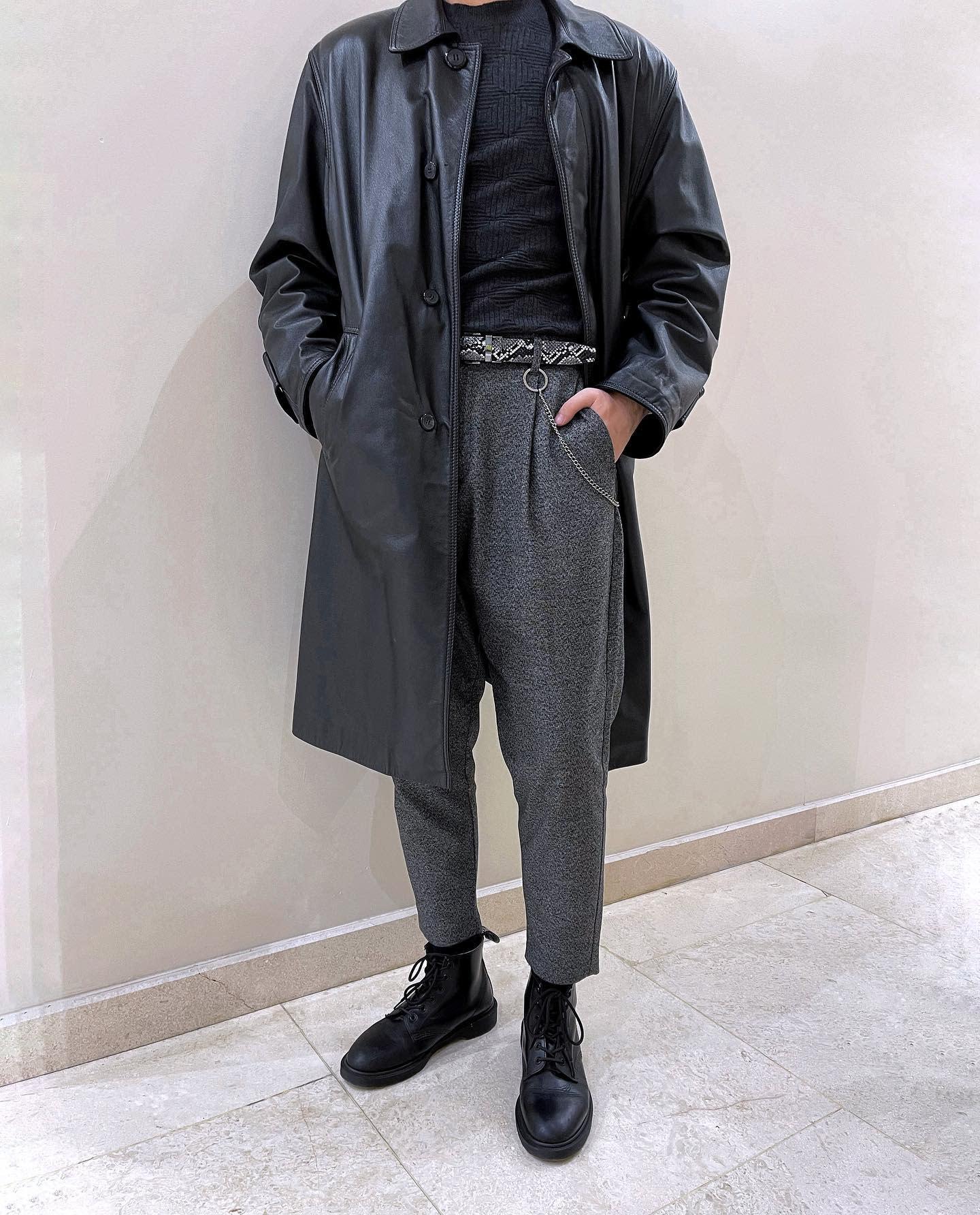 Coat Leather Jacket Styles -mila.kng